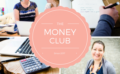 Logo Money Club 2017