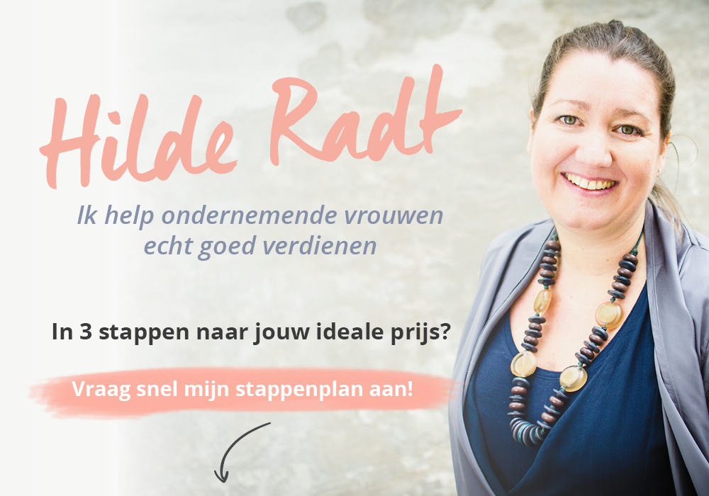 Financieel businesscoach Hilde Radt
