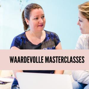 waardevolle masterclasses