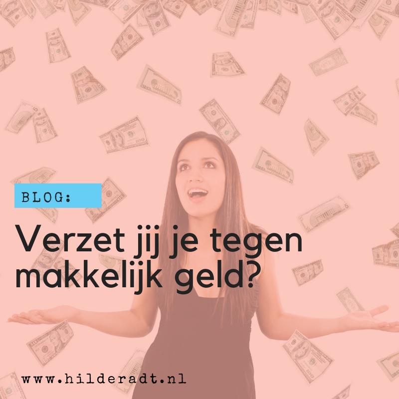 Verzet jij je tegen makkelijk geld?